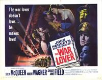 War Lover - 22 x 28 Movie Poster - Half Sheet Style B