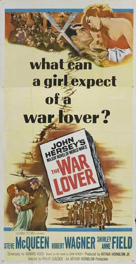 War Lover - 11 x 17 Movie Poster - Style B