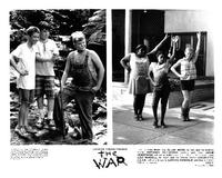 The War - 8 x 10 B&W Photo #4