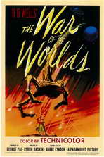 The War of the Worlds - 11 x 17 Movie Poster - Style A