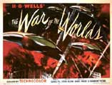 The War of the Worlds - 11 x 14 Movie Poster - Style A
