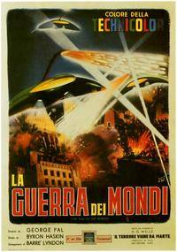 The War of the Worlds - 11 x 17 Poster - Foreign - Style A