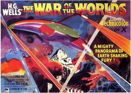 The War of the Worlds - 11 x 17 Movie Poster - Style B