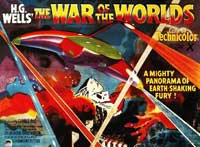 The War of the Worlds - 11 x 14 Movie Poster - Style B