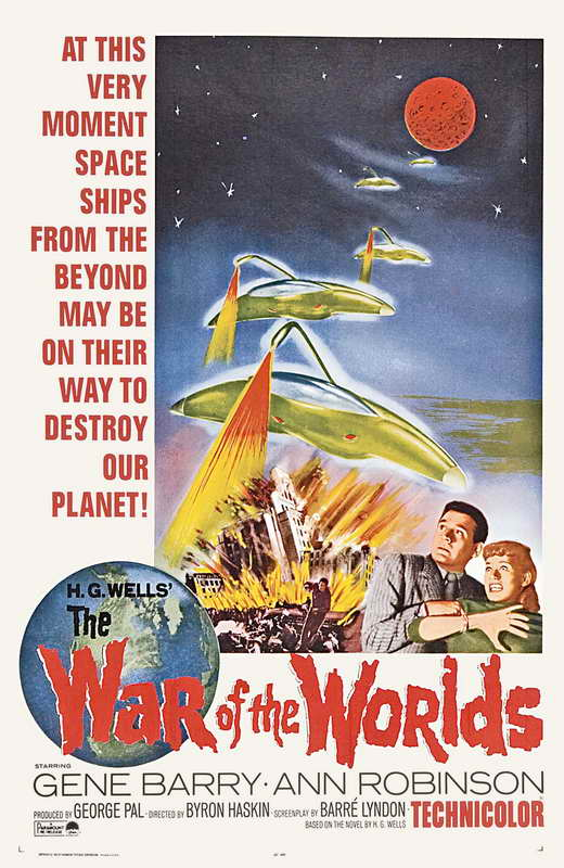 the war of the worlds 1953. The War of the Worlds. (1953)