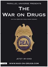 The War on Drugs - 11 x 17 Movie Poster - Style A