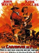 The War Wagon - 11 x 17 Movie Poster - French Style A