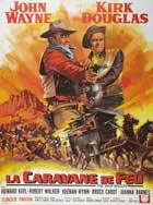 The War Wagon - 27 x 40 Movie Poster - French Style A