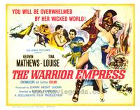 The Warrior Empress - 11 x 14 Movie Poster - Style B