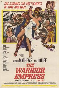 The Warrior Empress - 27 x 40 Movie Poster - Style A