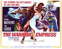 The Warrior Empress - 24 x 36 - Resurrection