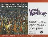 The Warriors - 30 x 40 Movie Poster UK - Style A