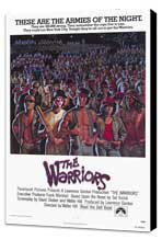 The Warriors - 27 x 40 Movie Poster - Style A - Museum Wrapped Canvas