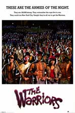 The Warriors - Movie Poster - 24 x 36 - Style A