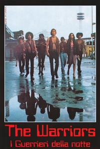 The Warriors - 11 x 17 Movie Poster - Italian Style A