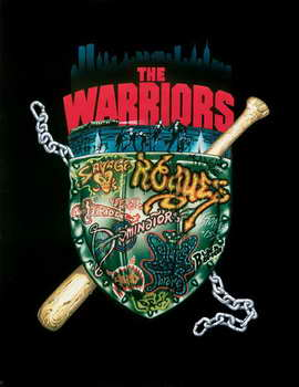 The Warriors - 11 x 17 Movie Poster - Style B