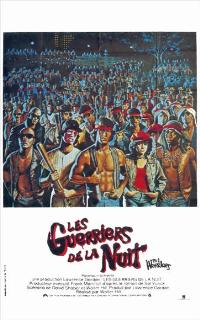 The Warriors - 11 x 17 Movie Poster - French Style A