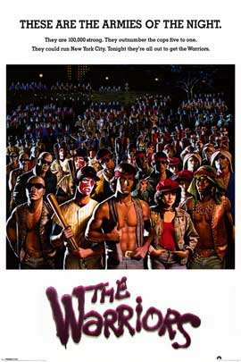 The Warriors - 27 x 40 Movie Poster