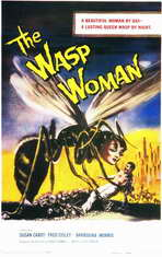 The Wasp Woman - 11 x 17 Movie Poster - Style A