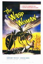 The Wasp Woman - 27 x 40 Movie Poster - Style A