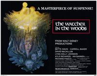 The Watcher in the Woods - 11 x 14 Movie Poster - Style J