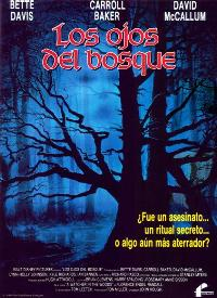 The Watcher in the Woods - 43 x 62 Movie Poster - Spanish Style A