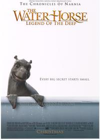 The Water Horse: Legend of the Deep - 43 x 62 Movie Poster - Bus Shelter Style A