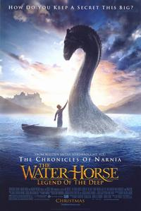 The Water Horse: Legend of the Deep - 11 x 17 Movie Poster - Style B