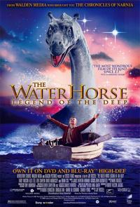 The Water Horse: Legend of the Deep - 11 x 17 Movie Poster - Style C