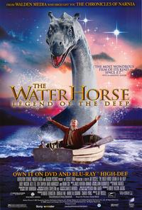 The Water Horse: Legend of the Deep - 27 x 40 Movie Poster - Style C