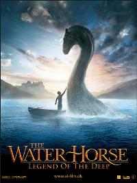 The Water Horse: Legend of the Deep - 11 x 17 Movie Poster - Danish Style B