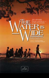 The Water Is Wide - 11 x 17 Movie Poster - Style B