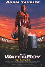 The Waterboy - 27 x 40 Movie Poster - Style B