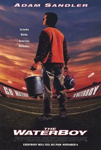 The Waterboy - 27 x 40 Movie Poster - Style A