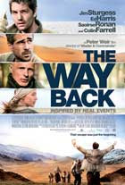 The Way Back - 27 x 40 Movie Poster - Style A