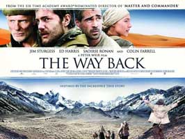 The Way Back - 11 x 17 Movie Poster - UK Style A