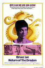 The Way of the Dragon - 11 x 17 Movie Poster - Style A