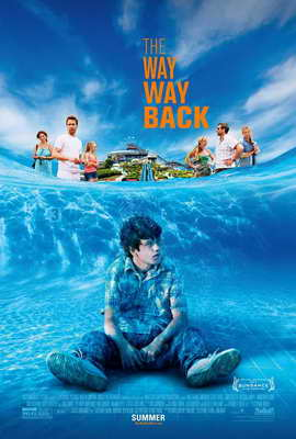 The Way, Way Back - 27 x 40 Movie Poster - Style A