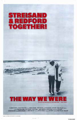 Way We Were, The - 11 x 17 Movie Poster - Style A