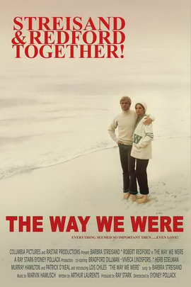 Way We Were, The - 11 x 17 Movie Poster - Style B