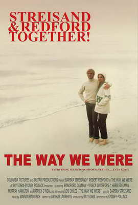 Way We Were, The - 27 x 40 Movie Poster - Style B