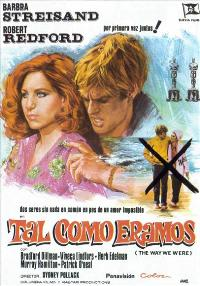 Way We Were, The - 43 x 62 Movie Poster - Spanish Style A