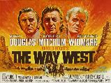 The Way West - 30 x 40 Movie Poster UK - Style A