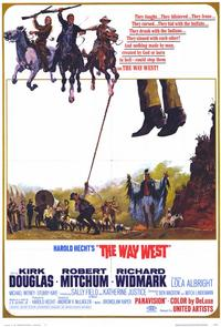 The Way West - 11 x 17 Movie Poster - Style A