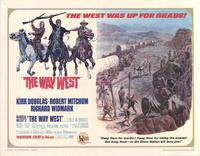 The Way West - 11 x 14 Movie Poster - Style A