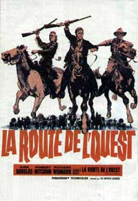 The Way West - 11 x 17 Movie Poster - French Style A