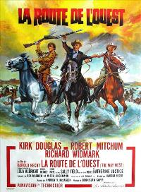 The Way West - 11 x 17 Movie Poster - French Style B