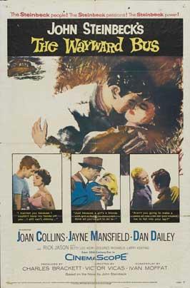 The Wayward Bus - 27 x 40 Movie Poster - Style B