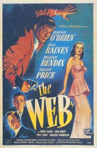 The Web - 11 x 17 Movie Poster - Style A