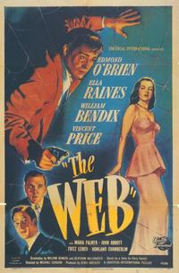 The Web - 27 x 40 Movie Poster - Style A